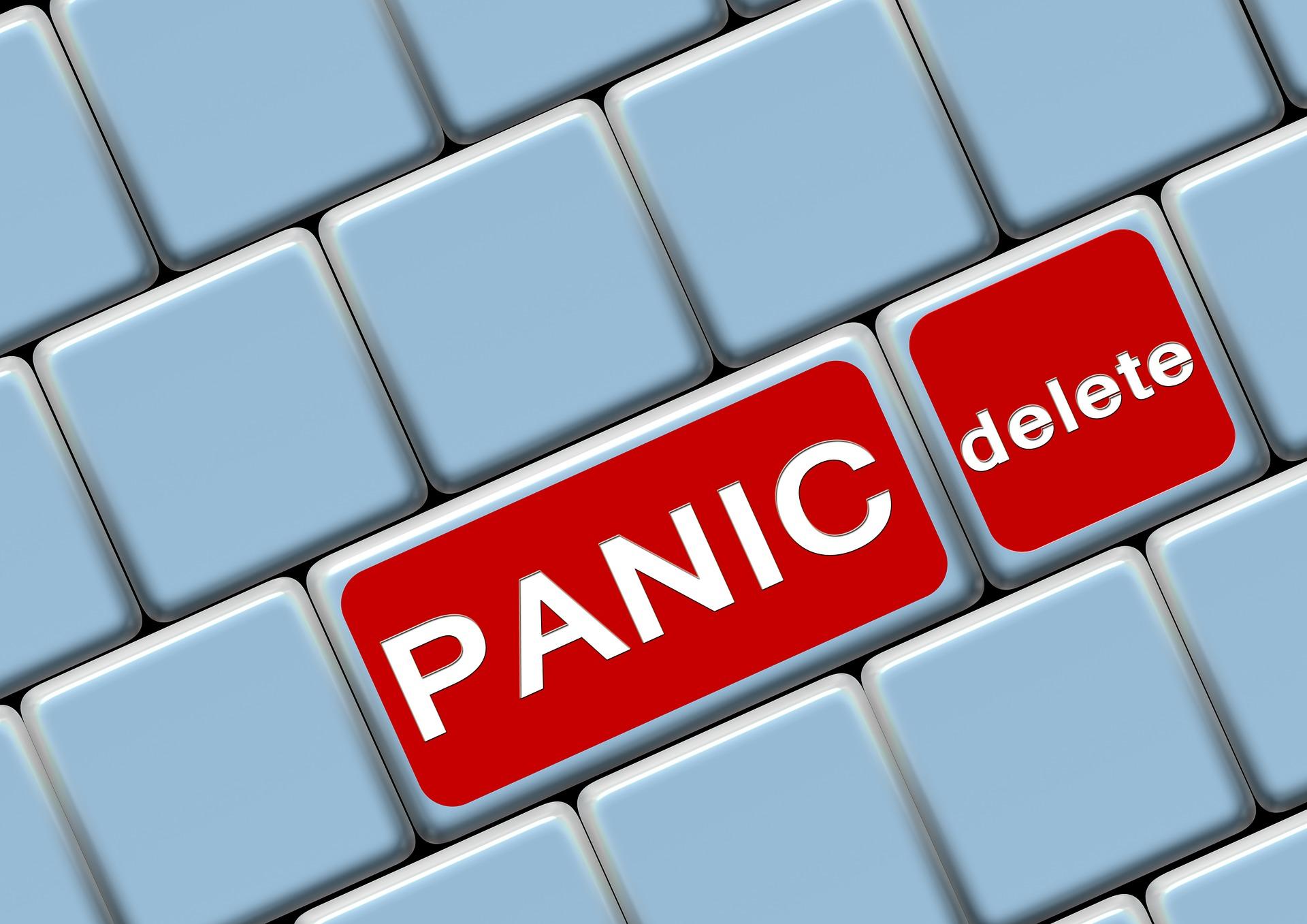 panic-keyboard
